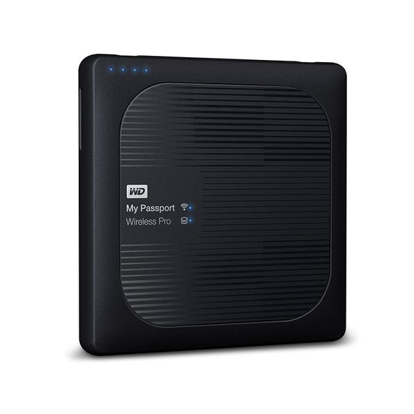 Weakness of WD My Passport PRO 4TB (WDBSMT0040BBK-EESN)